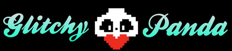 Glitchy Panda